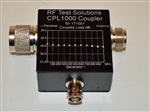 CPL1000 Coupler 30 dB N-f to N-m Low Power 50 to 1000 MHz